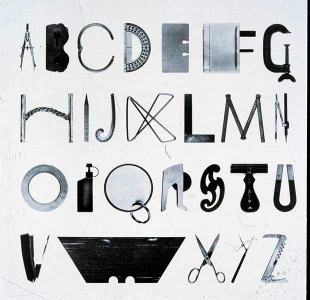 FOUND TYPOGRAPHY
