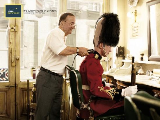 Eurostar - The Barber