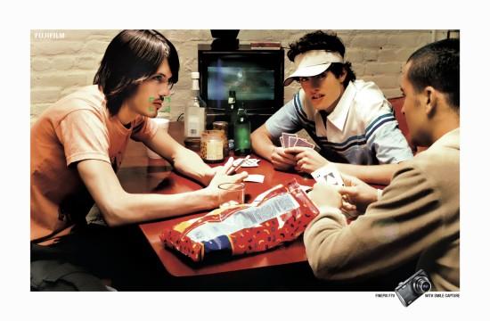 Fujifilm Finepix Cameras - Poker