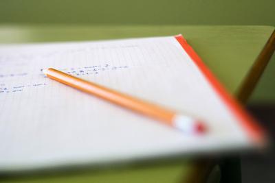 Pencil and Paper IMA0043958