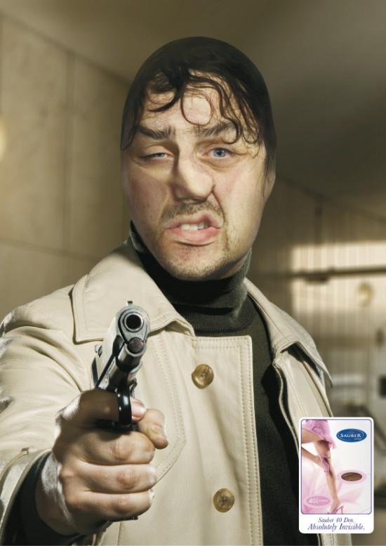 Sauber Pantyhose - Robber