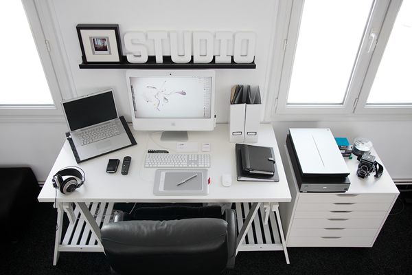 Designers Work Space