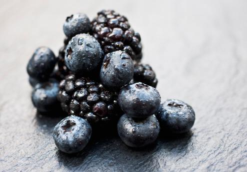 Media Bakery ID: OJO0020379 Blueberries